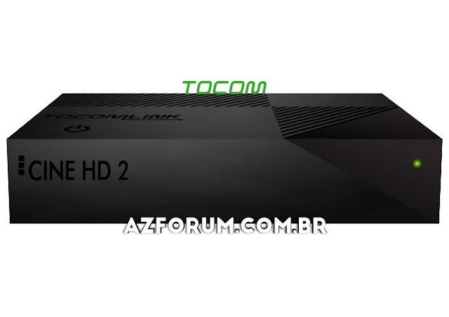 Atualização Tocomlink Cine HD 2 V1.42 - 05/08/2020