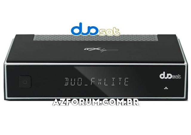 Atualização Duosat Next FX Lite V1.1.18 - 24/08/2020