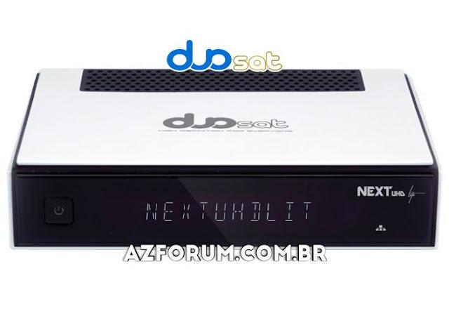 Atualização Duosat Next UHD Lite V1.1.70 - 24/08/2020