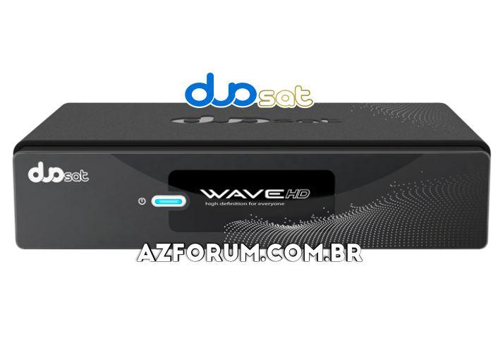 Atualização Duosat Wave HD V1.62 - 04/08/2020