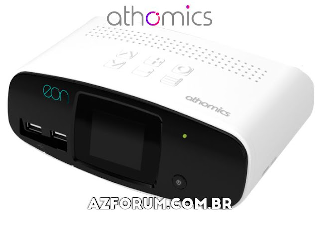 Atualização Athomics Eon V2.0.16 - 13/08/2020
