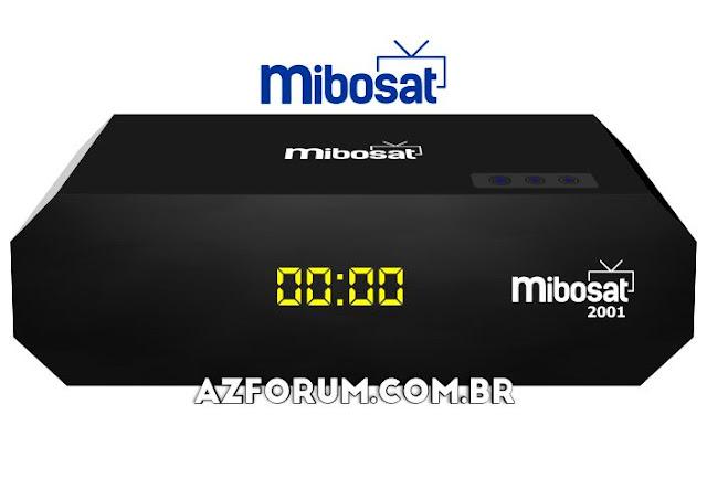 Atualização Mibosat 2001 V2.0.18 - 04/08/2020