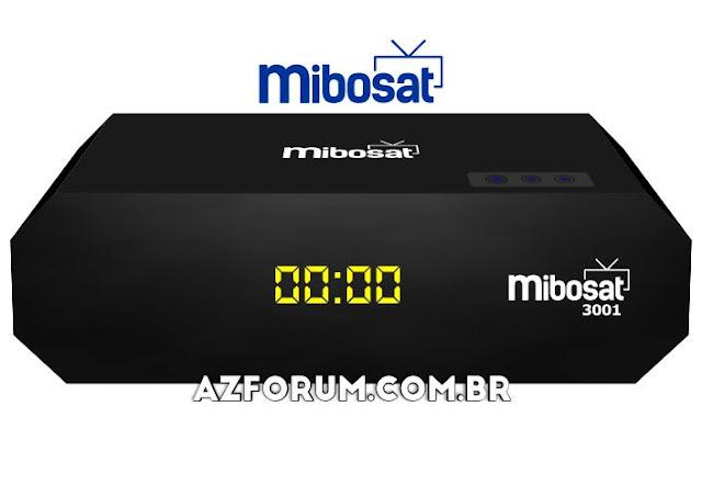 Atualização Mibosat 3001 V3.0.19 - 14/08/2020
