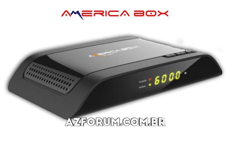 Atualização Americabox S105 + Plus V1.43 - 26/08/2020