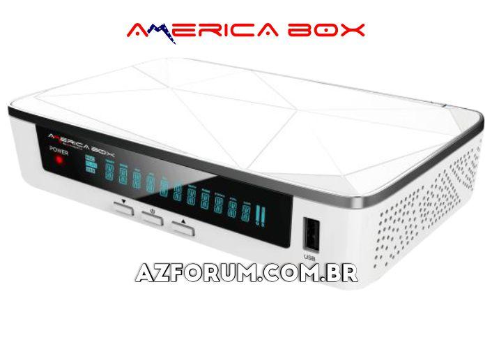 Atualização Americabox S205 HD V2.49 - 26/08/2020