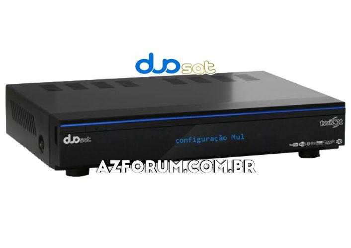 Atualização Duosat Twist V9.0 - 07/08/2020