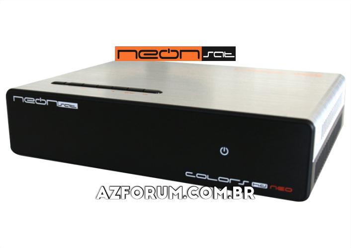 Atualização Neonsat Colors Neo HD C100 - 24/08/2020
