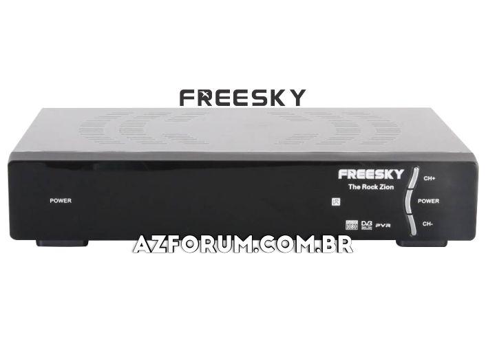 Atualização Freesky The Rock Zion V108.132 - 03/08/2020
