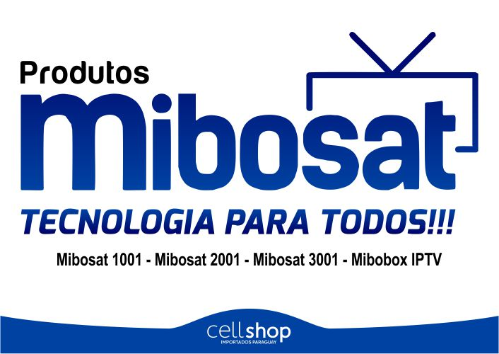 Mibosat - Tecnologia para todos!