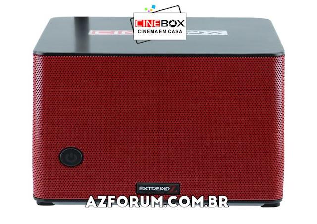 Atualização Cinebox Extremo Z - 03/09/2020