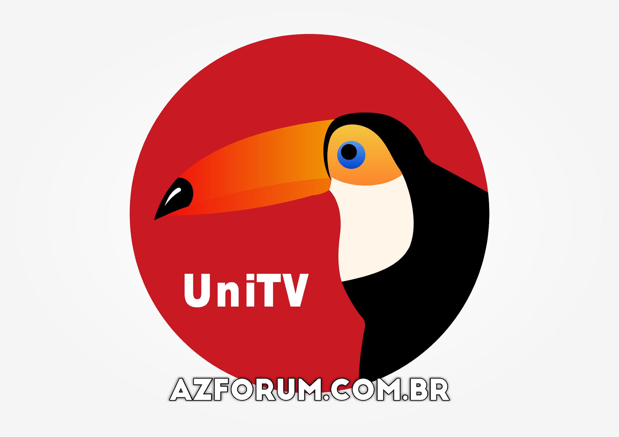 UniTV Atualização V3.3.11