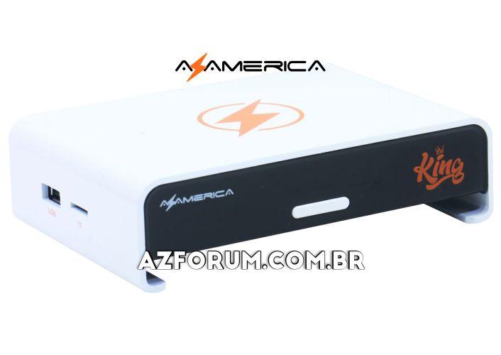 Atualização Azamerica King Streaming V1.2.16 - 29/11/2020