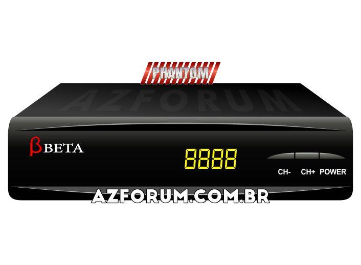 Atualização Phantom Beta V01.0.0.6 - 18/09/2021