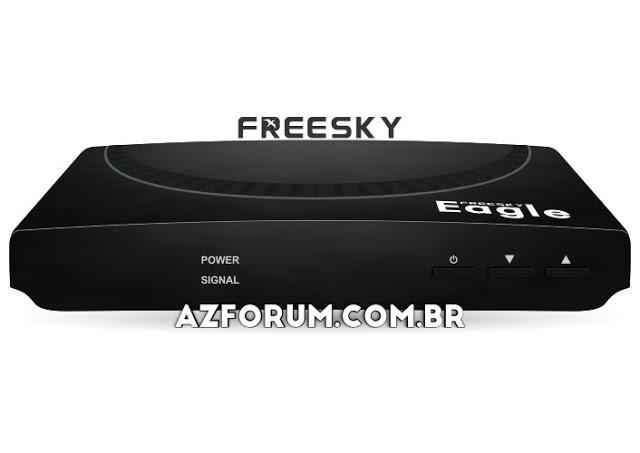 Atualização Freesky Eagle V1.09.23197 - 11/10/2021