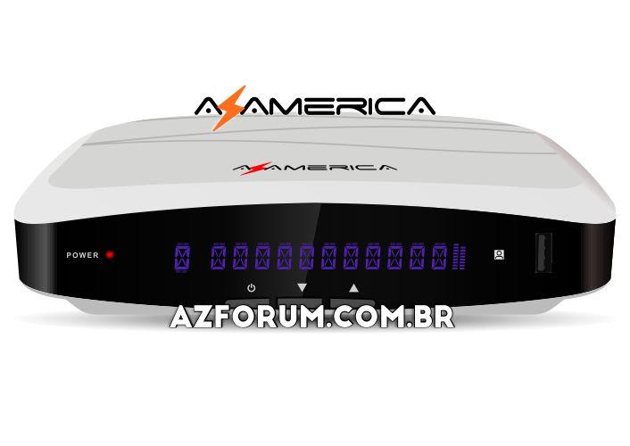 Atualização Azamerica King V1.45 - 24/05/2021