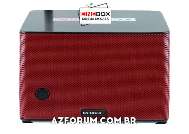 Atualização Cinebox Extremo Z - 30/05/2021