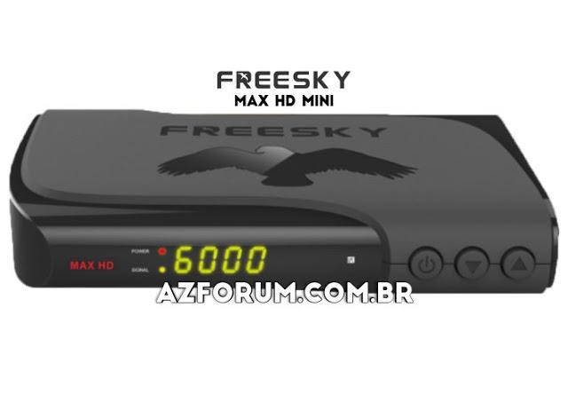 Atualização Freesky Max HD Mini V1.65 - 11/05/2021