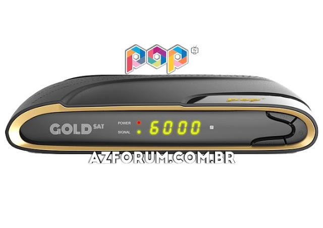 Atualização Pop TV Gold Sat V1.35 - 28/05/2021
