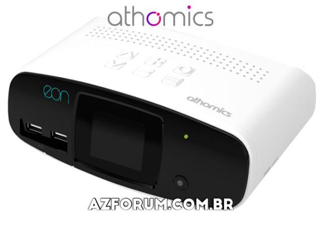 Atualização Athomics Eon V2.0.20 - 13/05/2021
