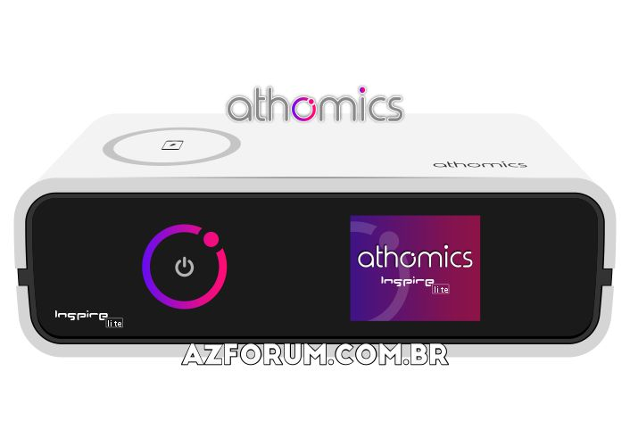 Primeira Atualização Athomics Inspire Qi Lite V1.0.1 - 06/05/2021