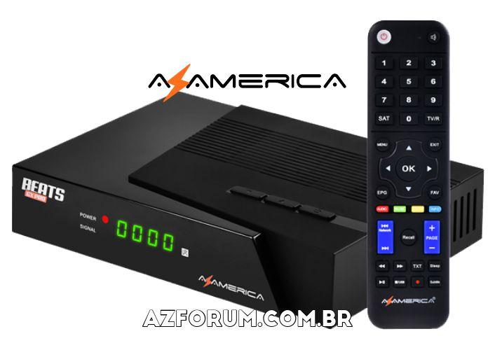 Atualização Azamerica Beats GX Pro V1.09 - 24/05/2021
