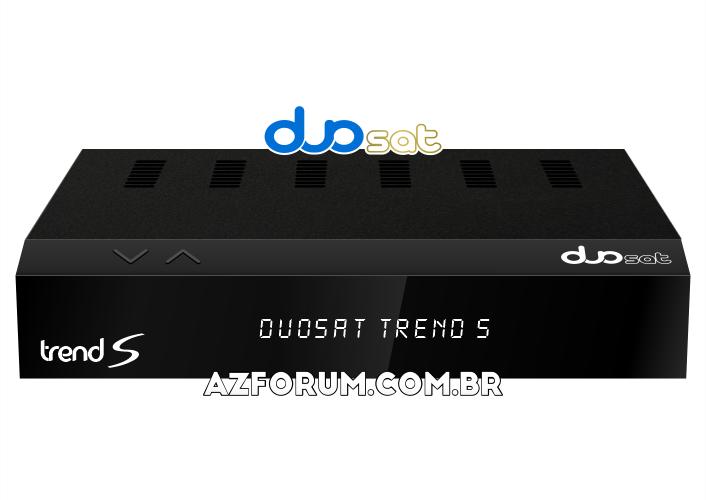 Primeira Atualização Duosat Trend S V1.0.1 - 14/05/2021