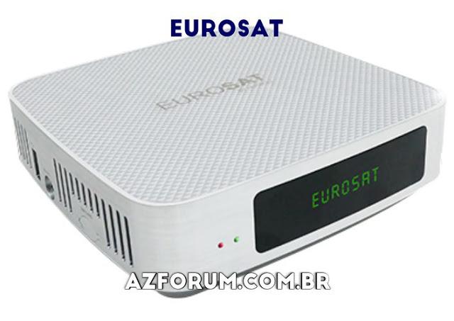 Atualização Eurosat HD ACM V1.95 - 19/05/2021