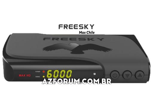 Atualização Freesk Max HD (Chile) V1.52 - 28/05/2021
