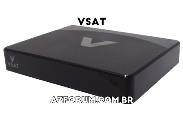Atualização Vsat V1/Vsat V+ - 31/05/2021