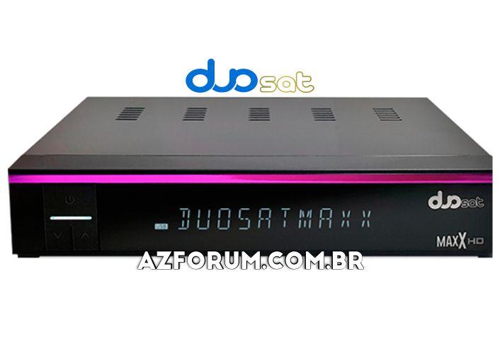 Atualização Duosat Maxx HD V2.9 - 11/06/2021
