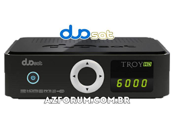 Atualização Duosat Troy HD V2.12 - 11/06/2021
