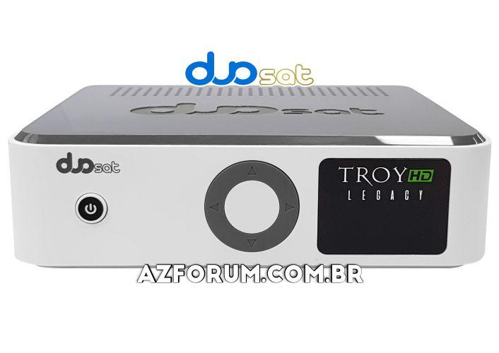 Atualização Duosat Troy HD Legacy V3.3 - 11/06/2021