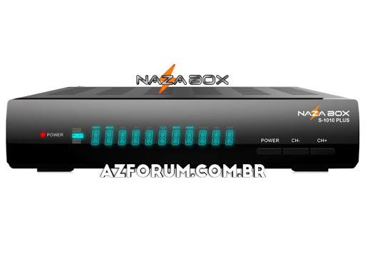 Atualização Nazabox NZ - S1010 Plus V2.80 - 01/06/2021