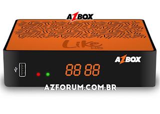Atualização Azbox Like V1.24 - 10/06/2021