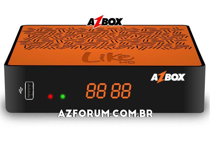 Atualização Azbox Like V1.28 - 30/06/2021