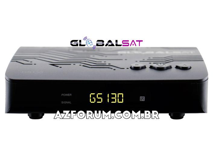 Atualização Globalsat GS 130 V1.56 - 07/06/2021