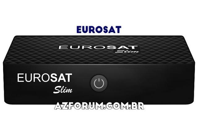 Atualização Eurosat Slim V1.72 - 07/06/2021
