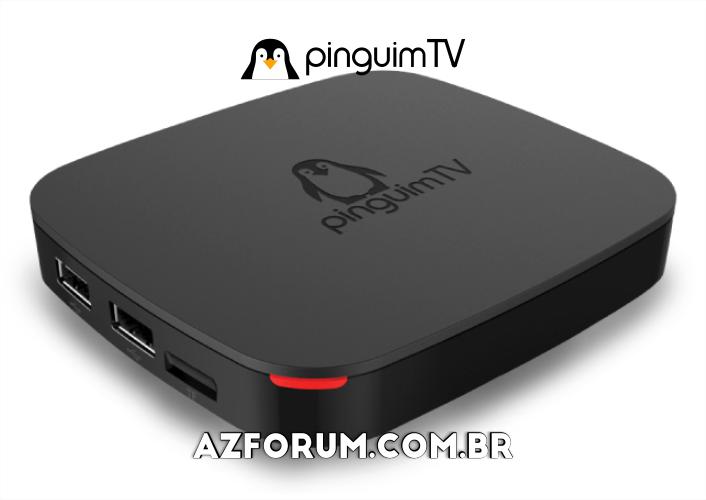 Atualização Pinguim TV V502052 - 29/06/2021