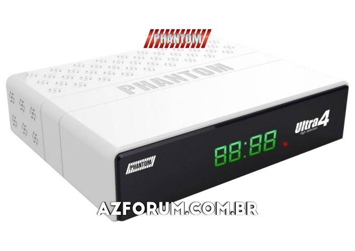 Atualização Phantom Ultra 4 HD - 03/06/2021
