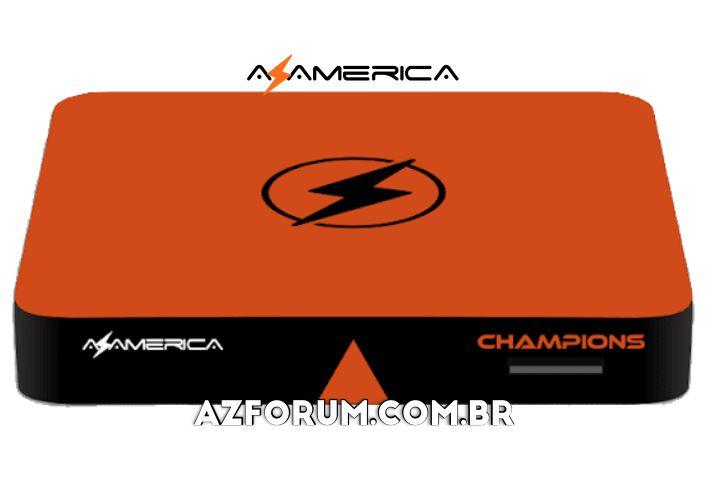 Atualização Azamerica Champions IPTV - 02/07/2021