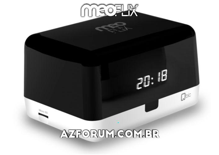 Atualização Meoflix Qbic V1.2.37 - 12/07/2021