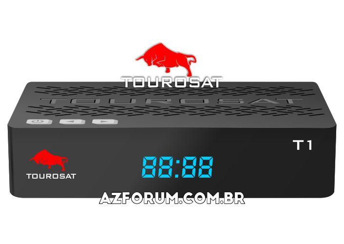 Atualização Tourosat T1 V5.0.74 - 19/07/2021
