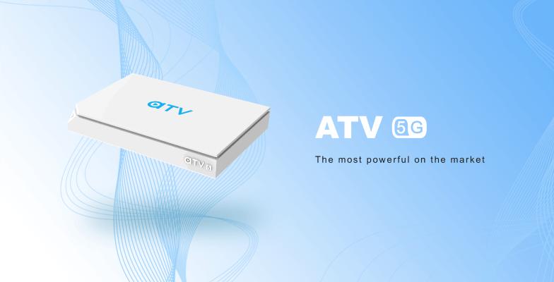 Lançamento ATV A5 IPTV - 22/07/2021