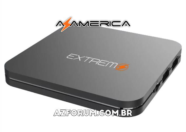 Atualização Azamerica Extremo IPTV - 02/07/2021