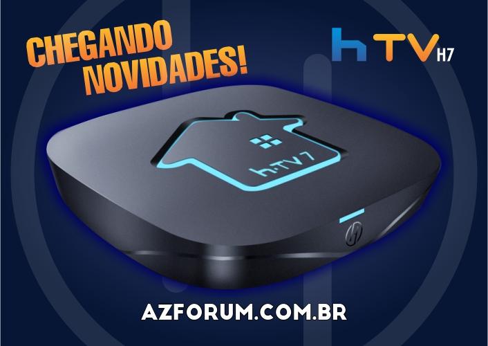HTV trazendo novidades para seus clientes - 09/07/2021