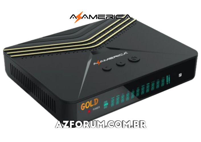Atualização Azamerica Gold V1.09.23178 - 25/09/2021