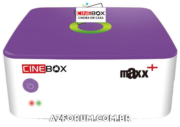 Atualização Cinebox Fantasia Maxx + Plus - 27/08/2021