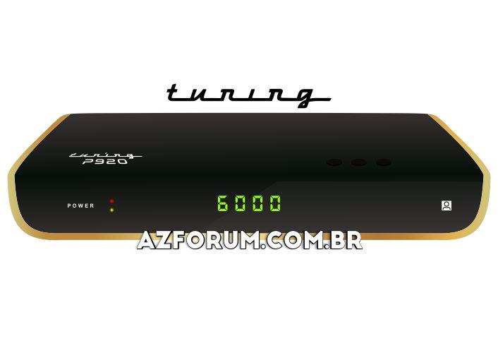 Atualização Tuning P920 V1.86 - 15/09/2021
