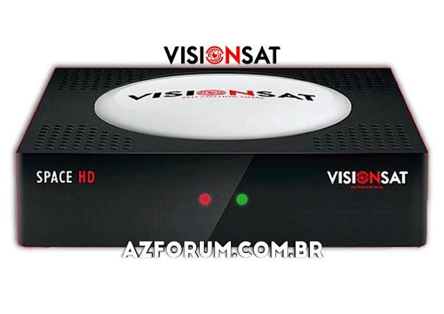 Atualização Visionsat Space HD V1.85 - 13/10/2021