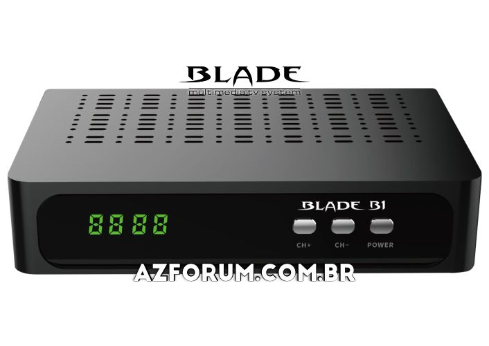 Atualização Blade B1 V2.88 - 06/10/2021